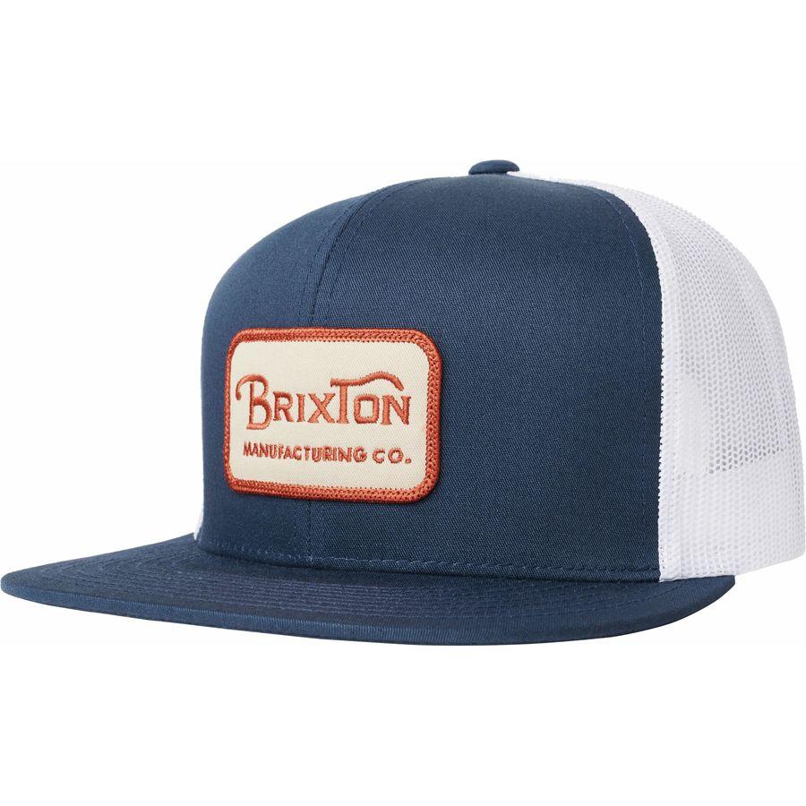 a64df653c Brixton Grade Mesh Cap