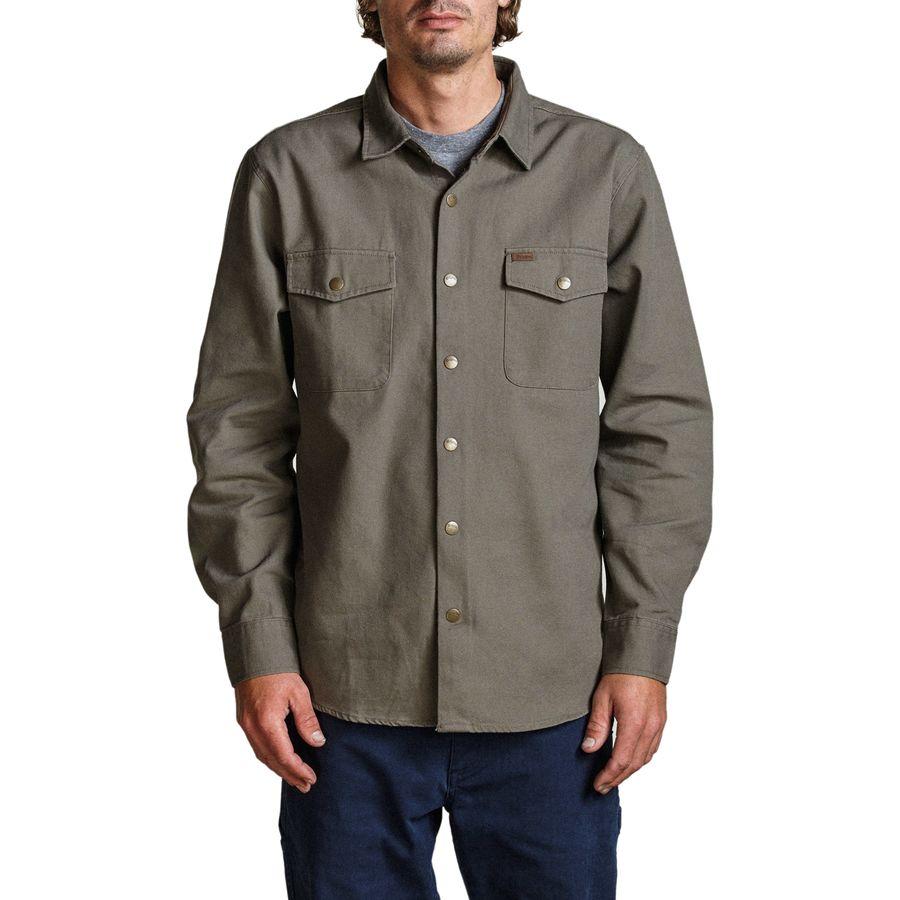 Brixton Nevada Shirt Jacket - Mens