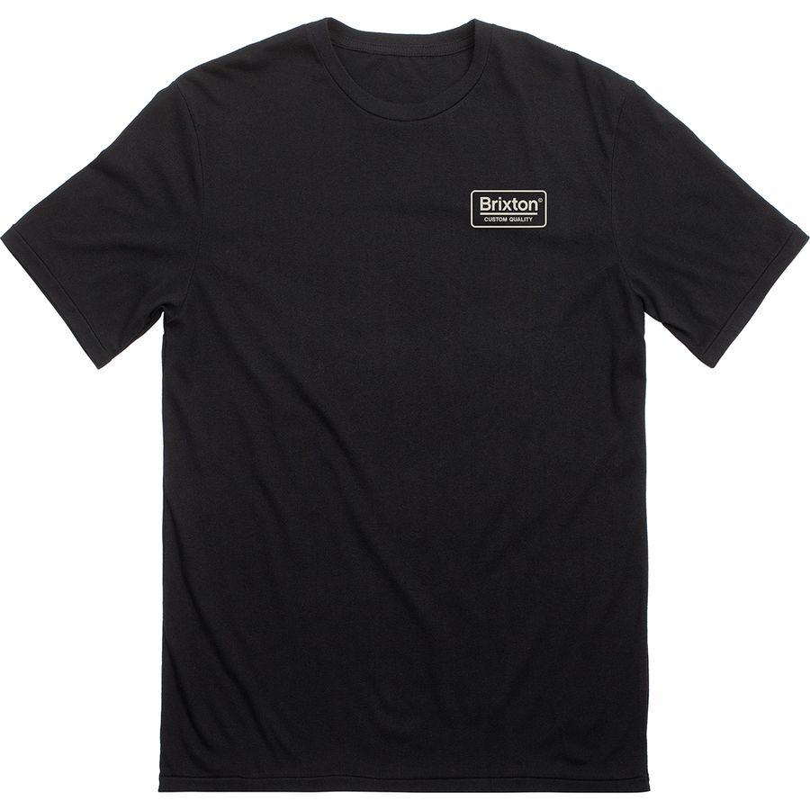 Brixton Palmer Premium Fit Short-Sleeve T-Shirt - Mens