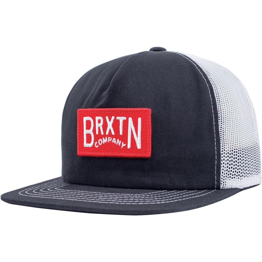 41753417057 Brixton - Langley Trucker Hat - Men s - null