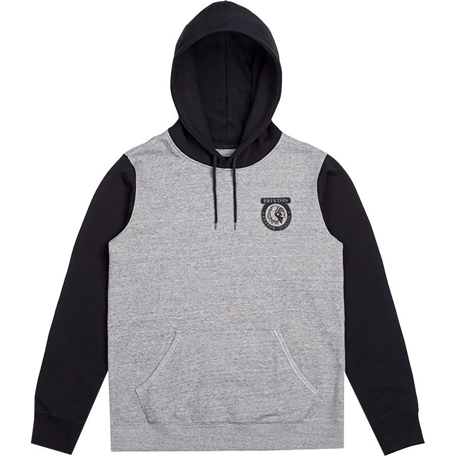 Brixton Native Fleece Pullover Hoodie - Mens