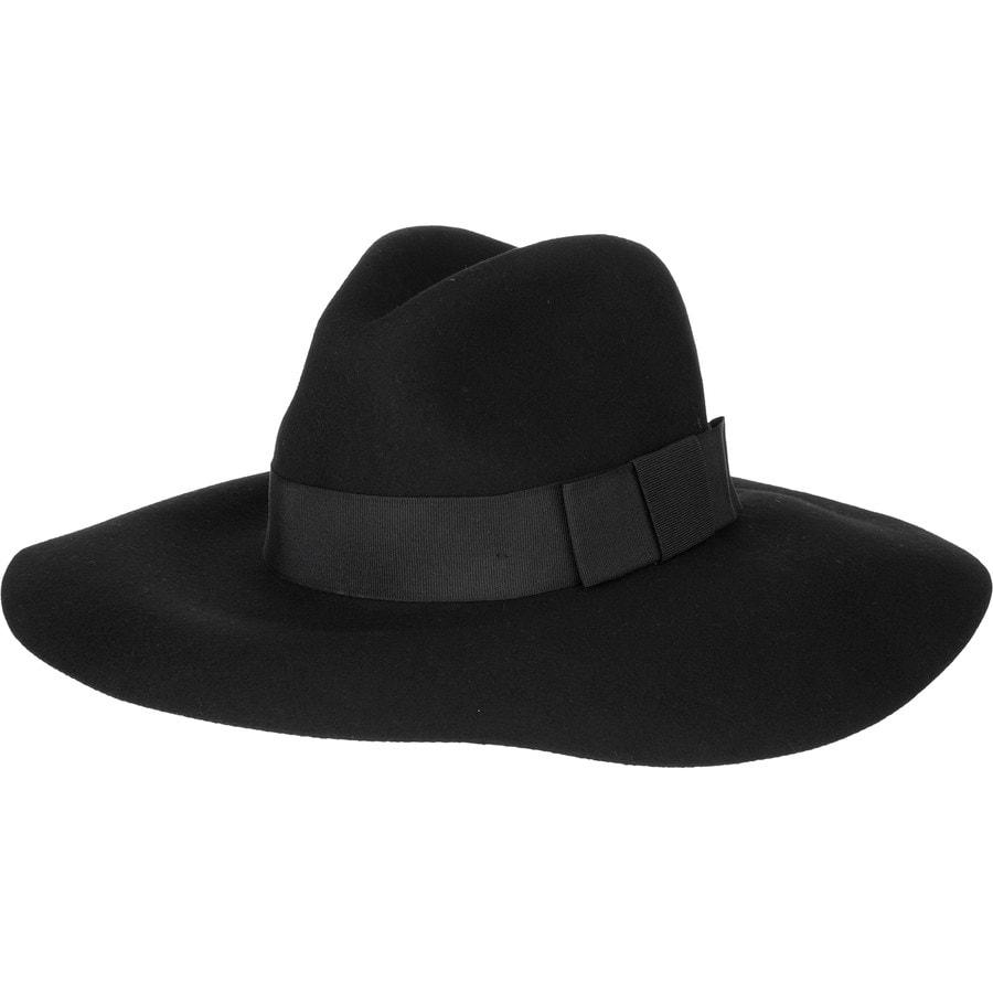 1adf684cbe604 Brixton - Piper Hat - Women s - Black Black