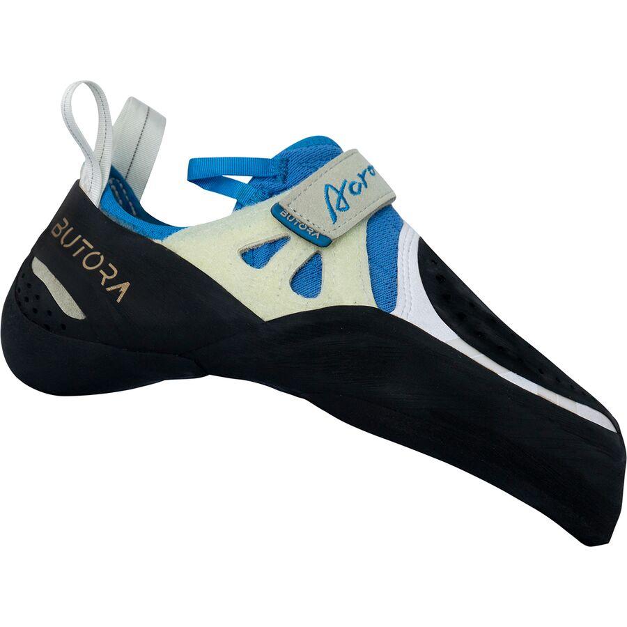 climbing shoes small heel
