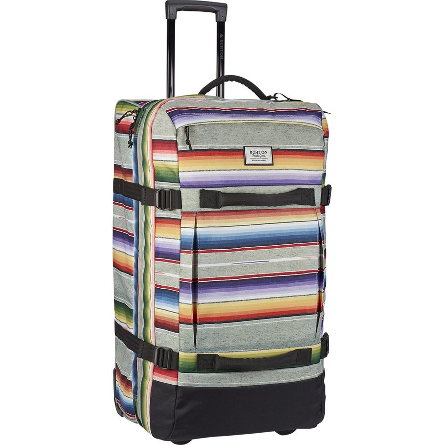 Burton Exodus Roller Travel Bag Review