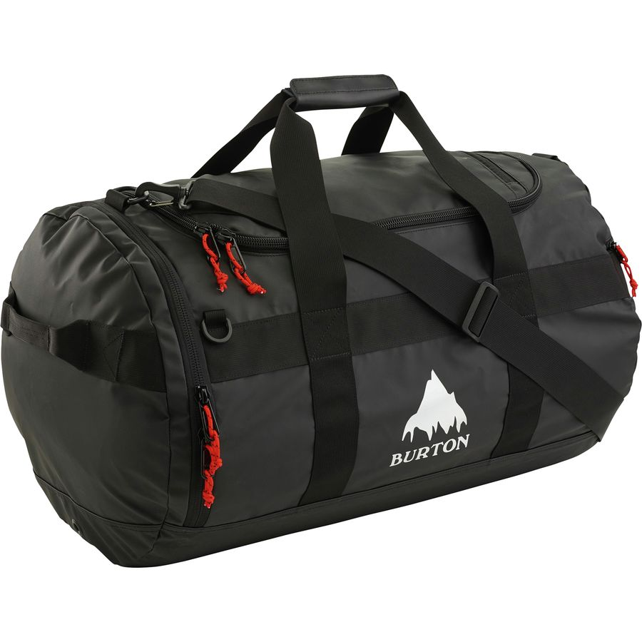 Burton Backhill 70l Duffel True Black Tarp