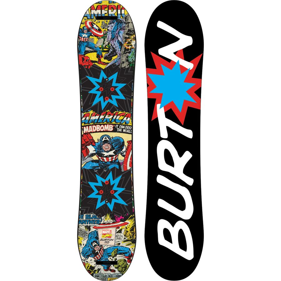 Burton Chopper Limited Marvel Snowboard Kids