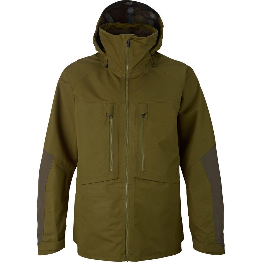 Burton Ak 3l Hover Gore Tex Jacket Men S Backcountry Com