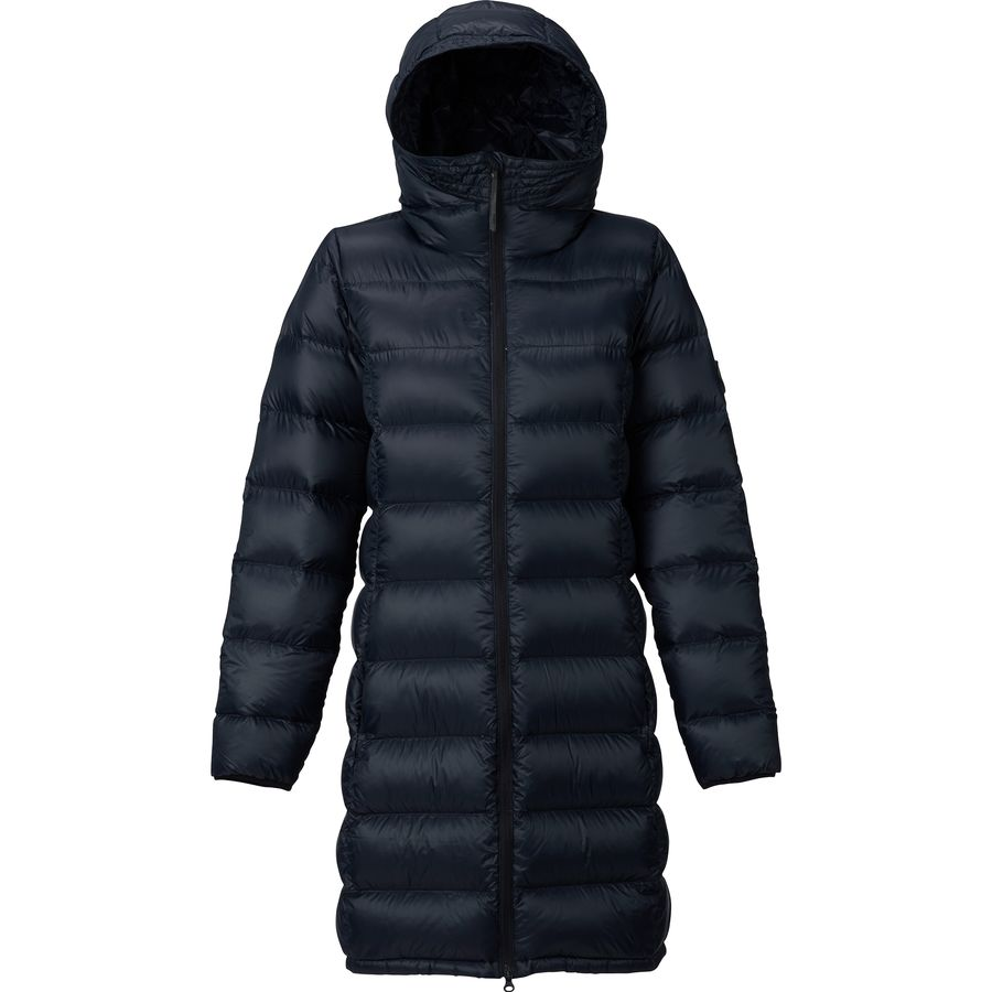 Burton Evergreen Hooded Long Down Insulator Jacket - Womens