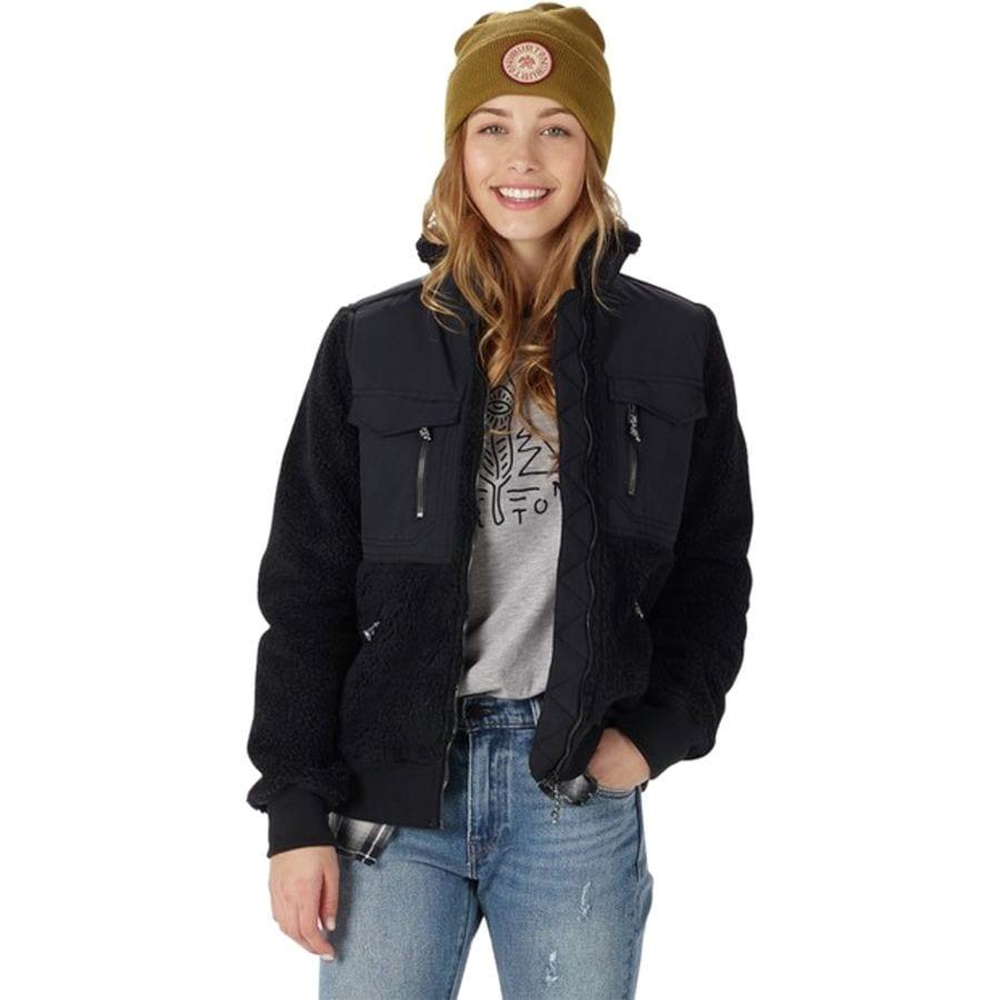 Burton Bolden Full-Zip Fleece Jacket - Womens