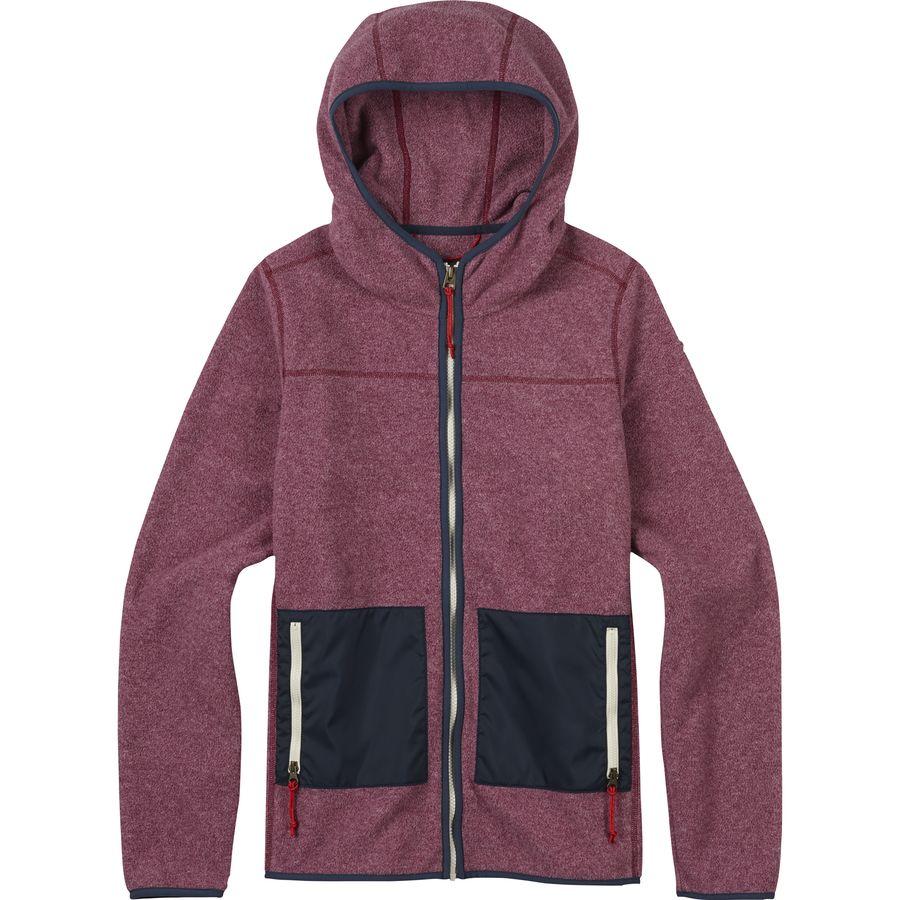 Burton Anouk Fleece Full-Zip Jacket - Womens