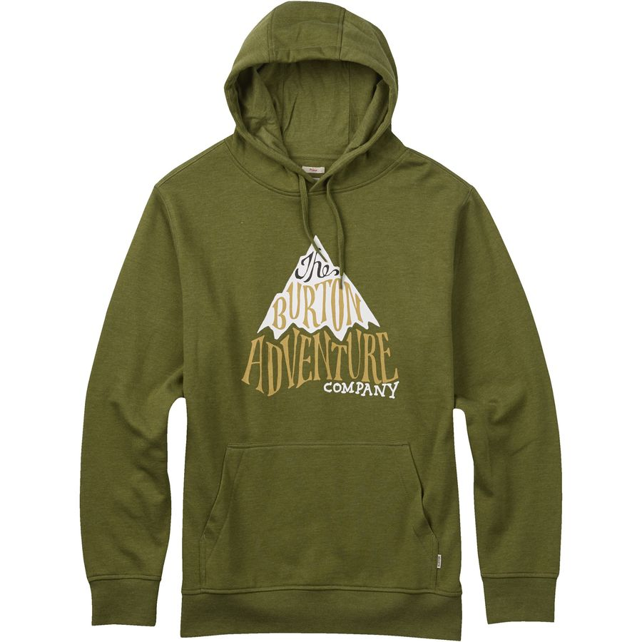 Burton Adventure Co Recycled Pullover Hoodie - Mens
