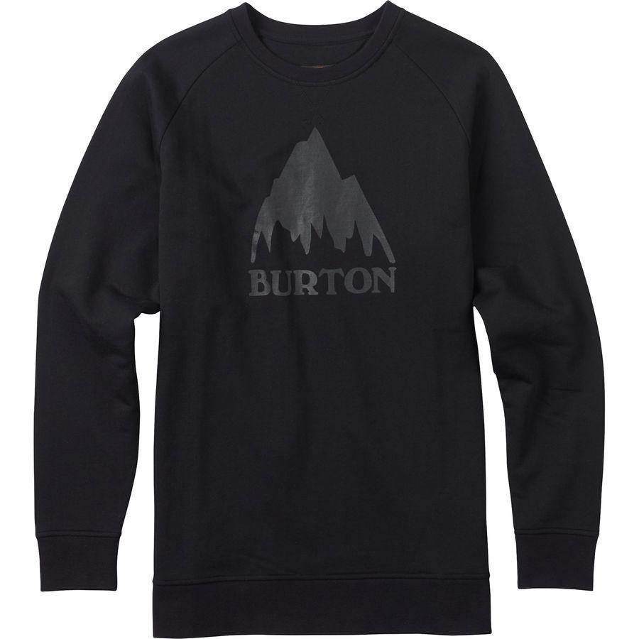Burton Classic Mountain Crew Sweatshirt - Mens
