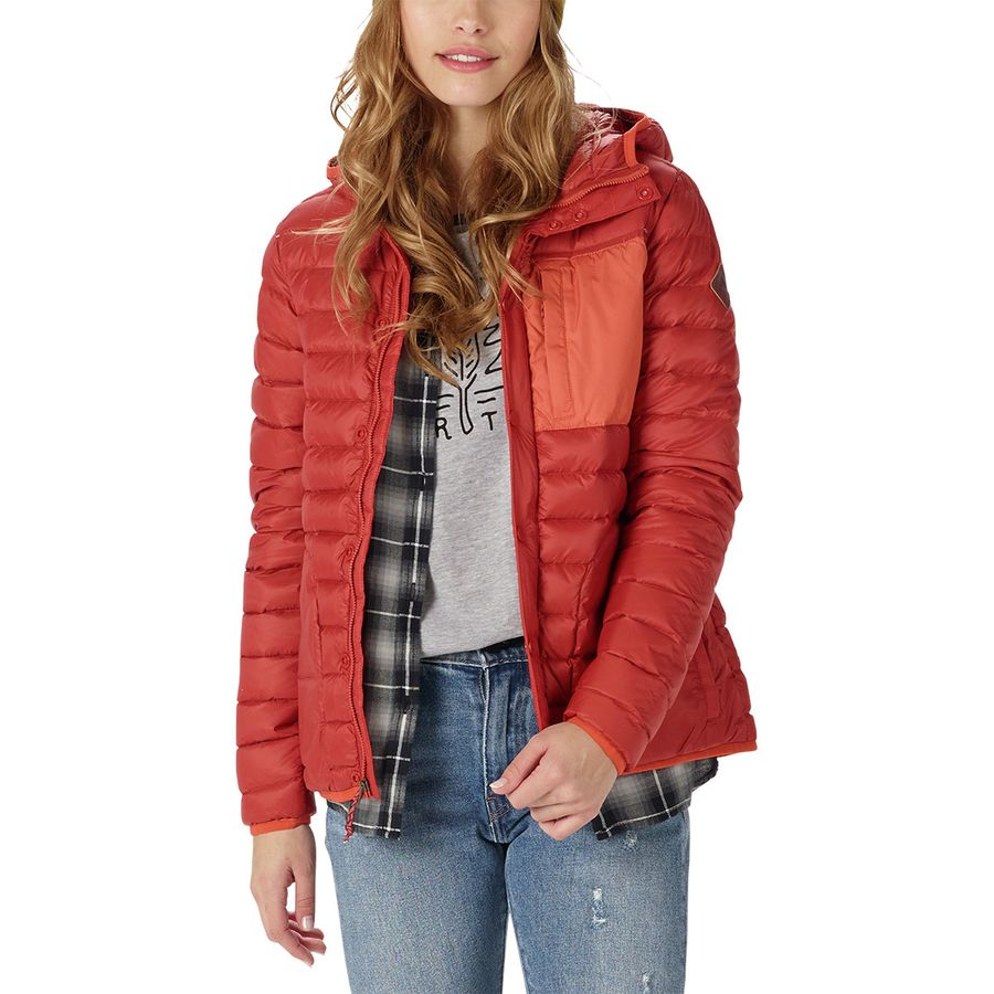 Burton Aliz Hooded Down Insulator Jacket - Womens