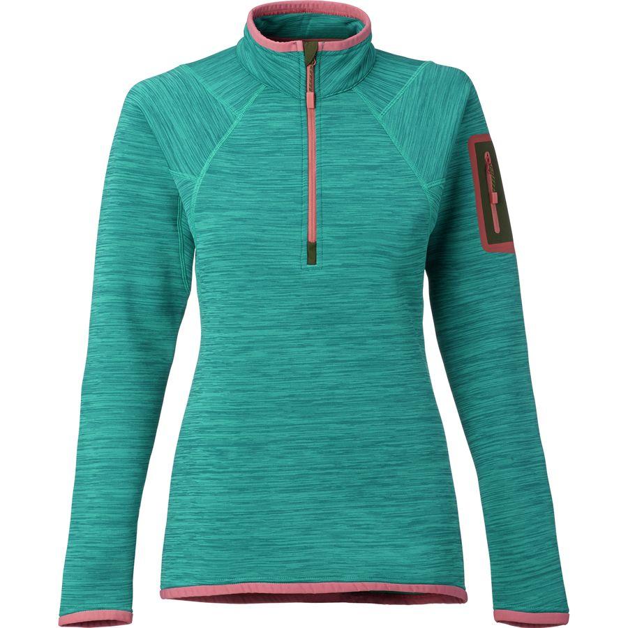 Burton AK Turbine Pullover Fleece Jacket - Womens