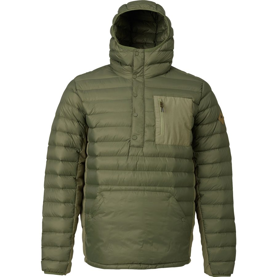 Burton Evergreen Down Anorak Insulator Jacket - Mens