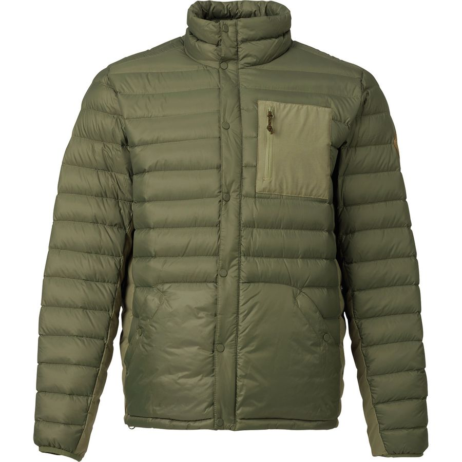 Burton Evergreen Down Collar Insulator Jacket - Mens