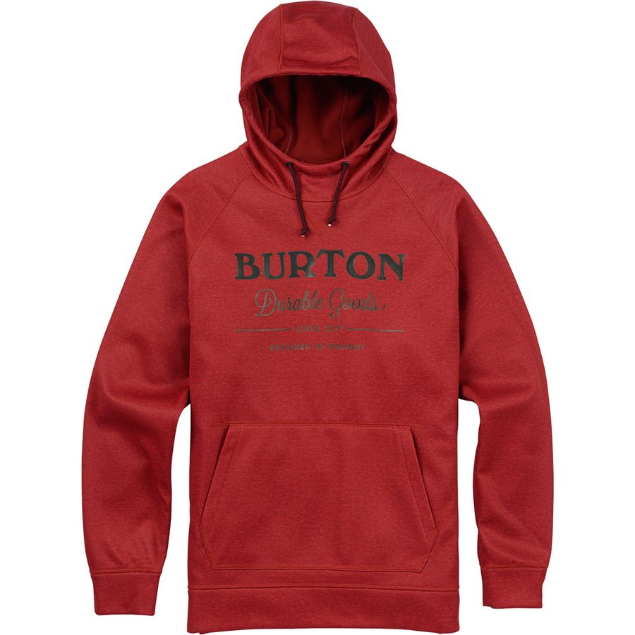 Burton Crown Bonded Pullover Hoodie - Mens