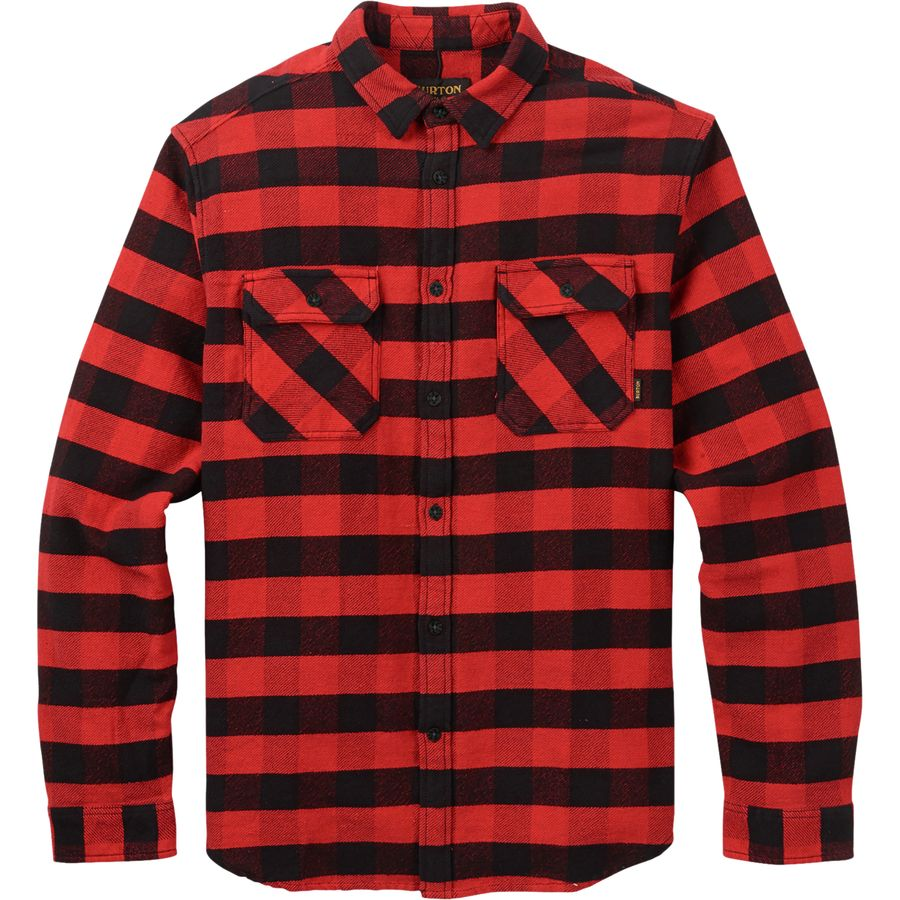 Burton Brighton Burly Flannel Shirt - Mens