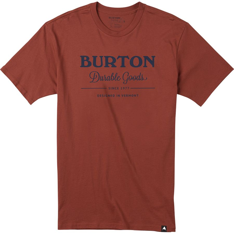 Burton Durable Goods T-Shirt - Mens