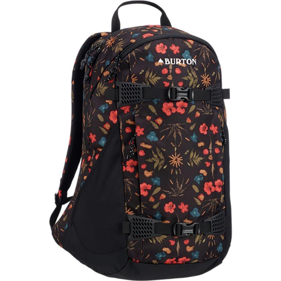 Burton - Day Hiker 25L Backpack - Women s - Black Fresh Pressed Print f0ea6983d2ac1