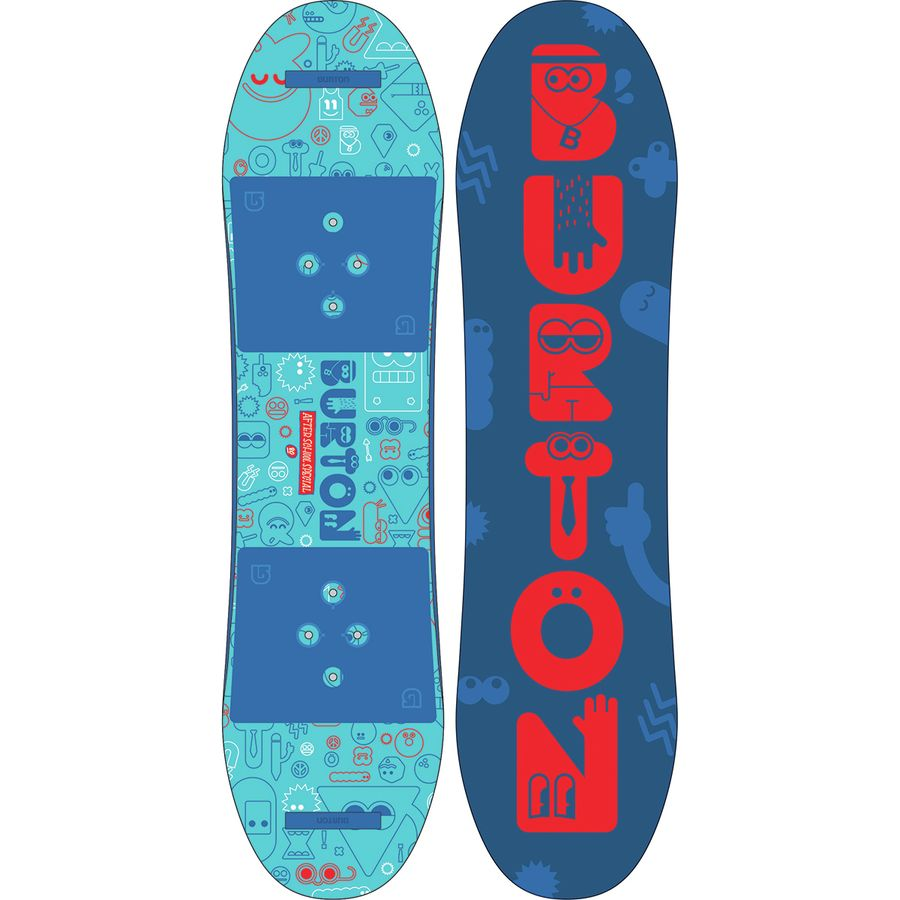 89269c6e407c Burton After School Special Snowboard Package - Kids