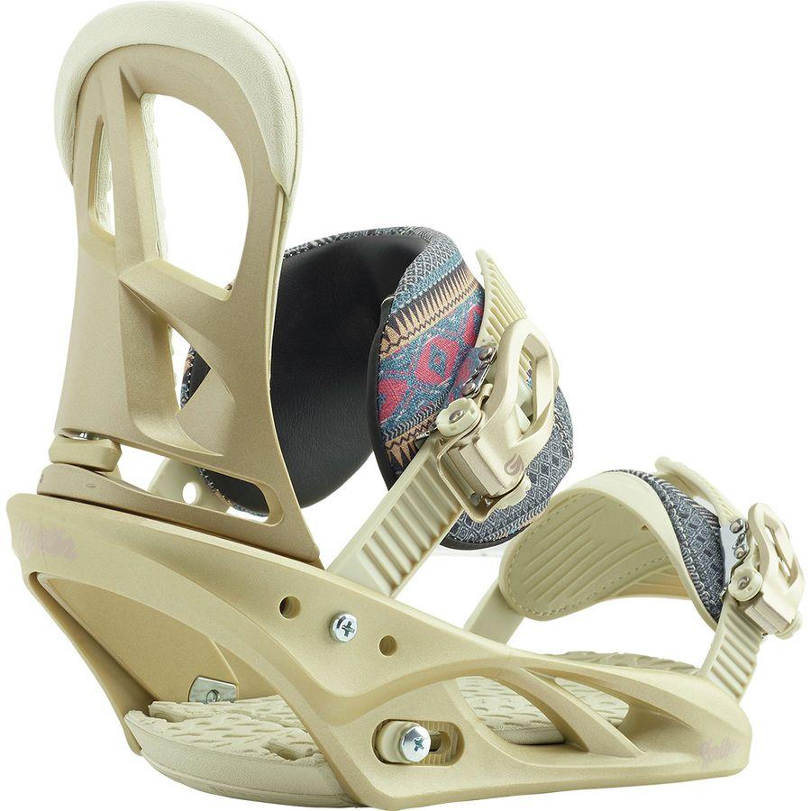 Burton - Scribe Re Flex Snowboard Binding - Women s - Dusty Rose 20afff8f7d