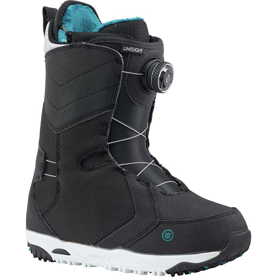 burton limelight boa snowboard boot women 39 s. Black Bedroom Furniture Sets. Home Design Ideas