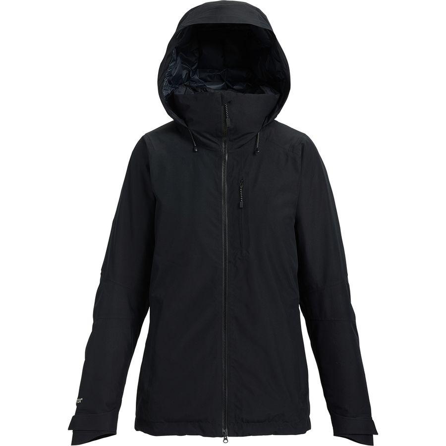 Burton Ak Gore Tex 2l Flare Down Jacket Women S