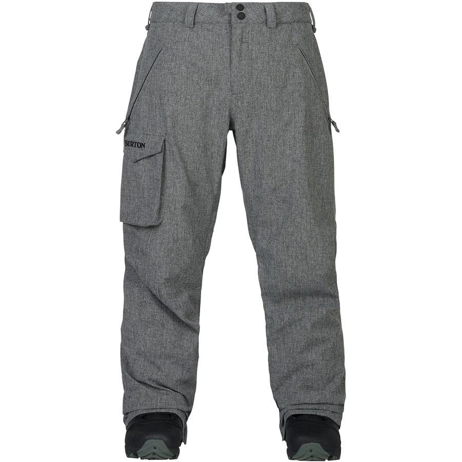 3ed8b5308c486 Burton - Covert Insulated Pant - Men s - Bog Heather