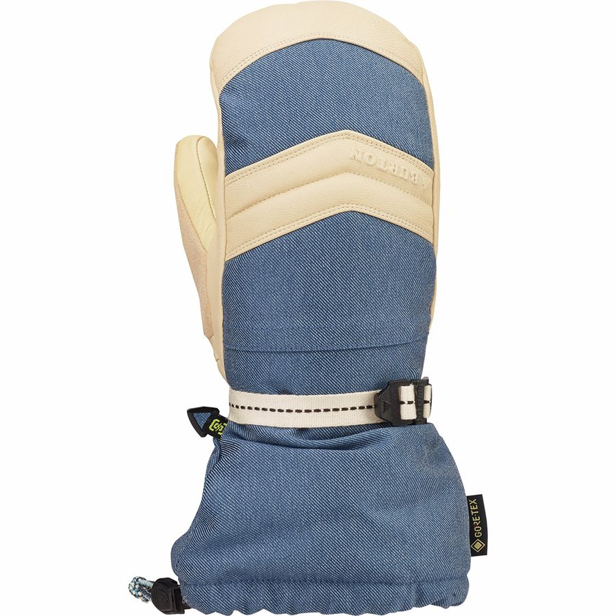 Burton Warmest Gore-Tex Gloves Womens