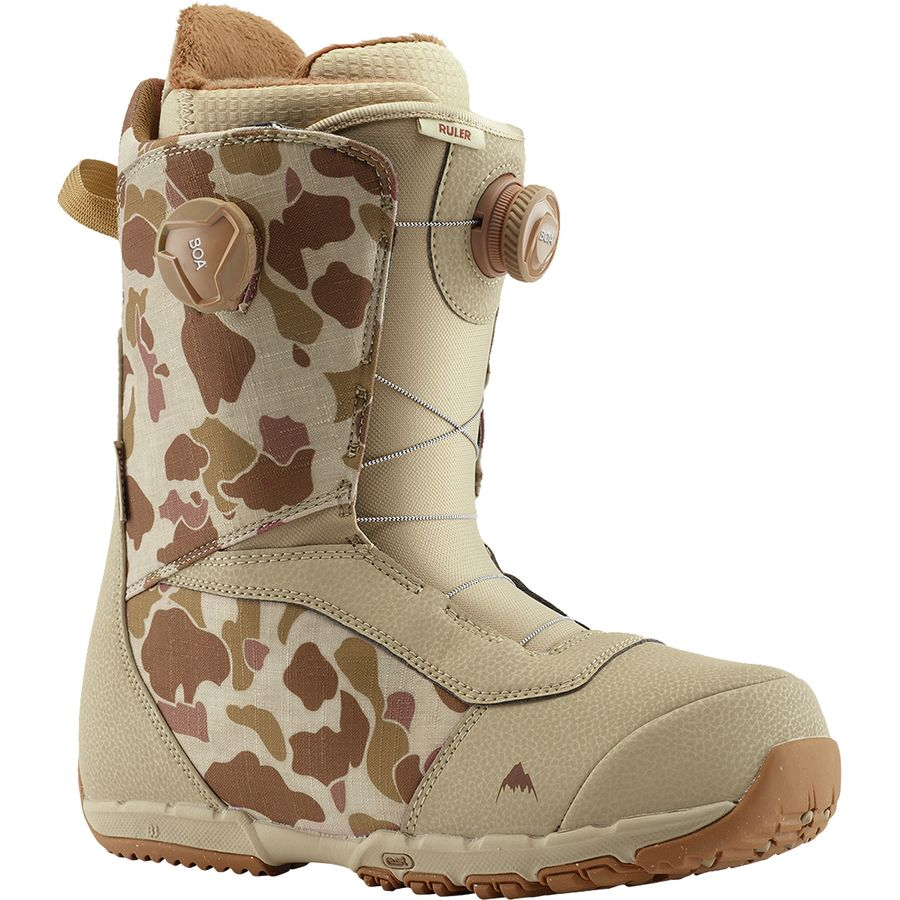 32d683058cb Burton - Ruler Boa Snowboard Boot - Men s - Dynasty Camo