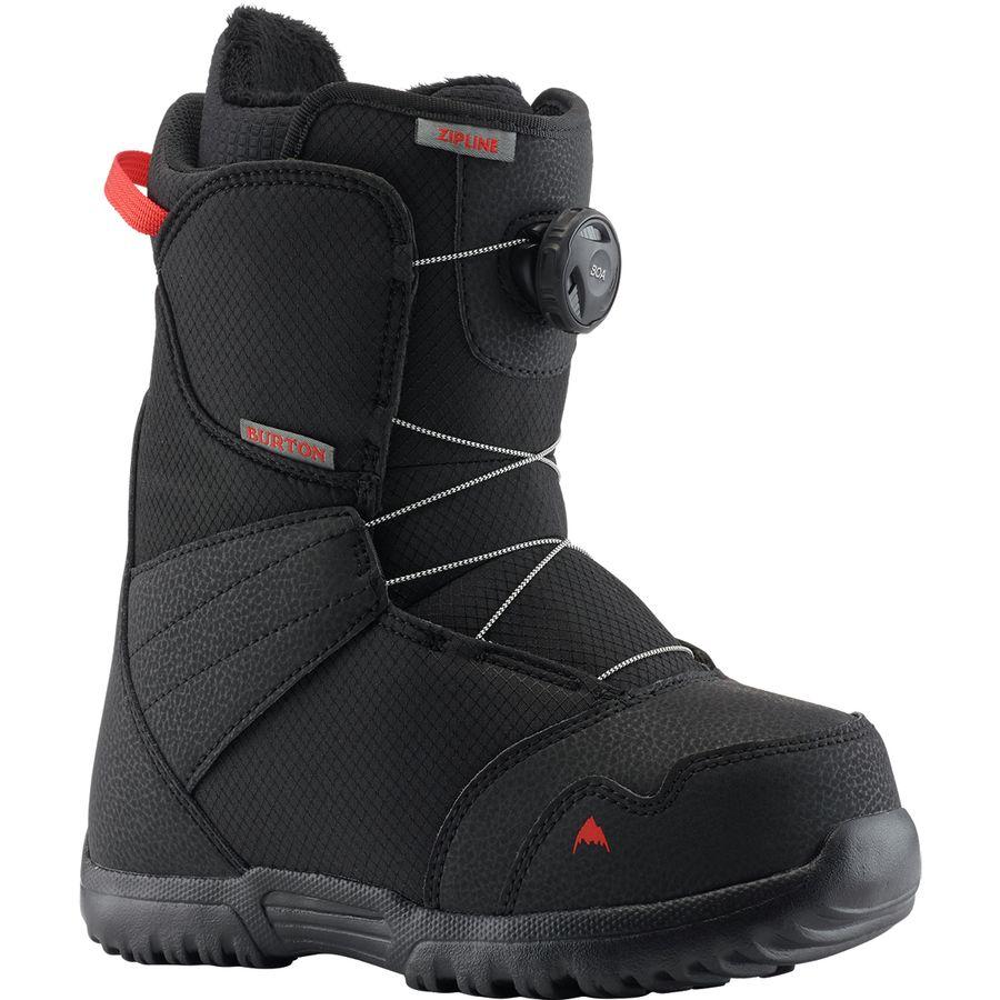 Burton Zipline Boa Snowboard Boot Kids Backcountry Com