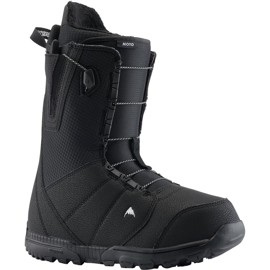 8e21cdc445d2 Burton - Moto Snowboard Boot - Men s - Black