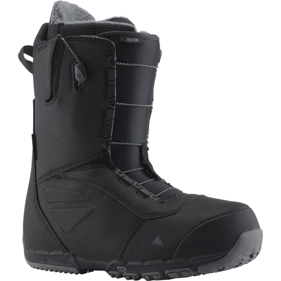4ac974d93af Burton - Ruler Wide Snowboard Boot - Men s - Black