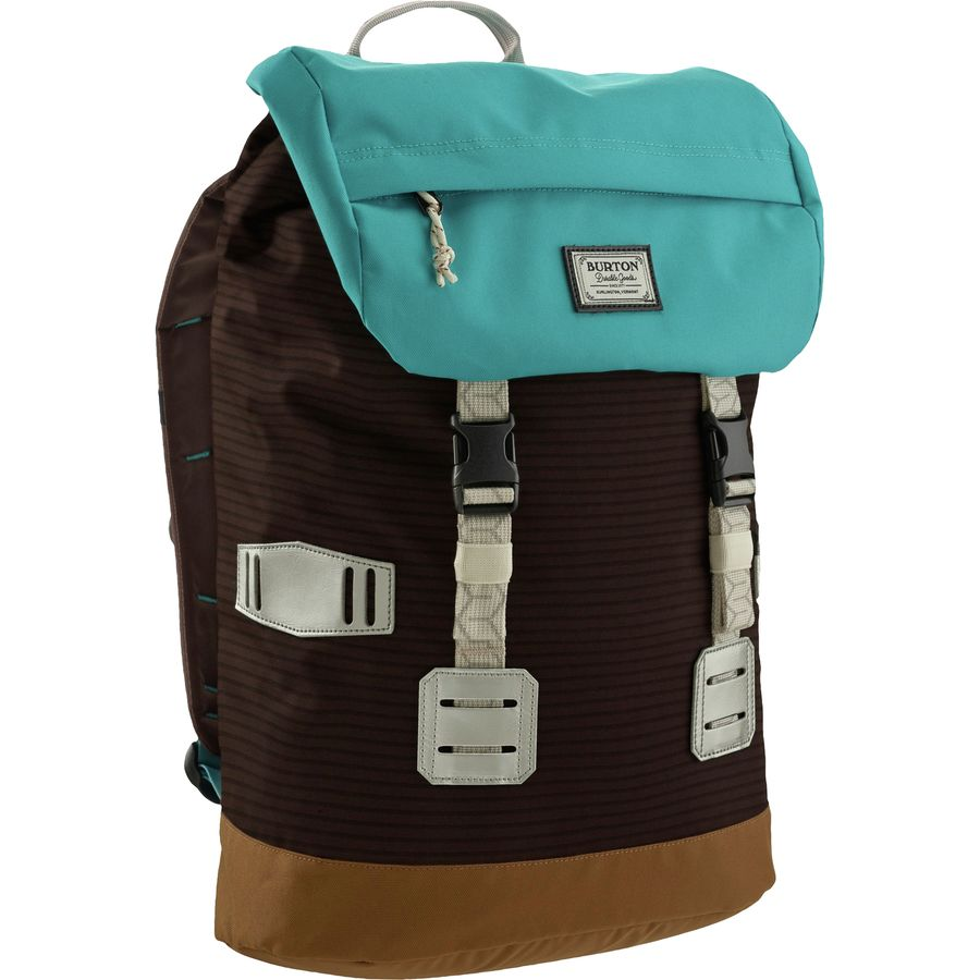 burton tinder backpack green