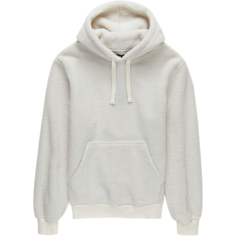 6d8da96f Brave Soul Sherpa Hoodie Pullover - Men's | Steep & Cheap