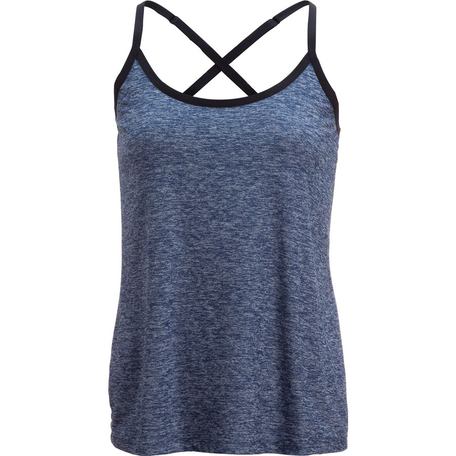 Beyond Yoga Stacked And Sliced Tank Top - Womens