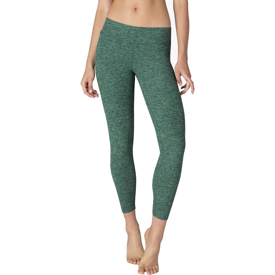 Beyond Yoga Cross It Back Midi Legging - Womens