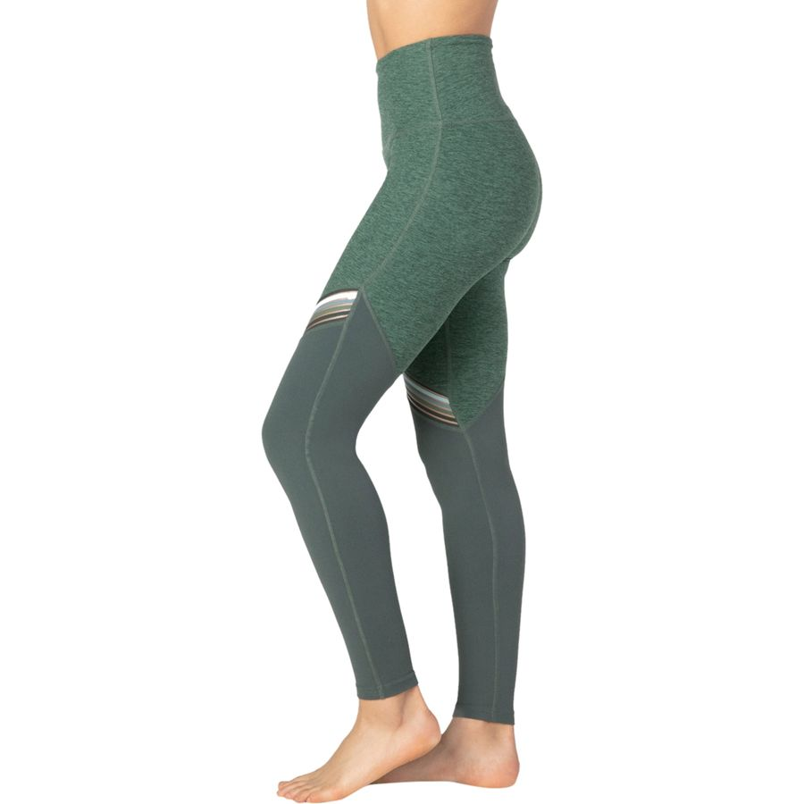 Beyond The Omens: Beyond Yoga All The Filament High Waisted Long Legging