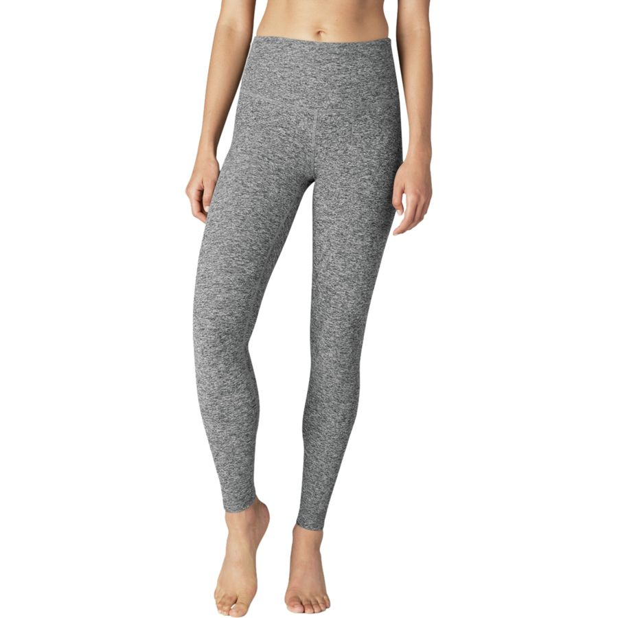 0c1ee84299a09 Beyond Yoga - Spacedye Take Me Higher Long Leggings - Women's - Black/White
