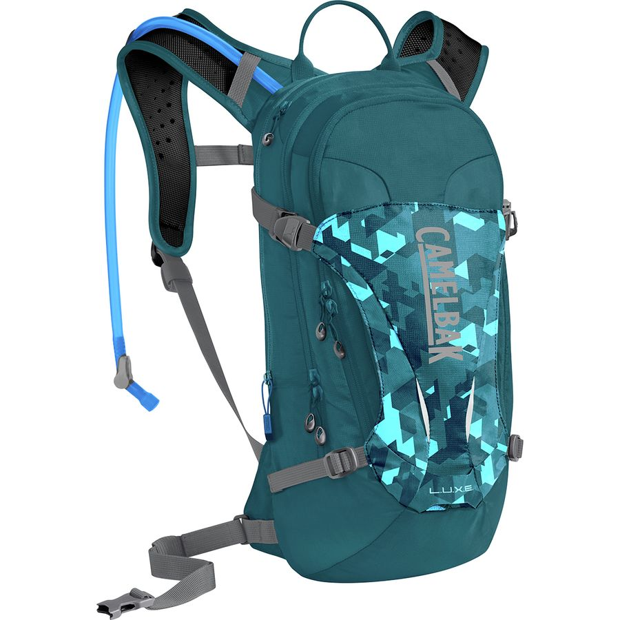 ae1af2dde25 CamelBak - Luxe 10L Backpack - Women's - Dragon Teal/Camelflage