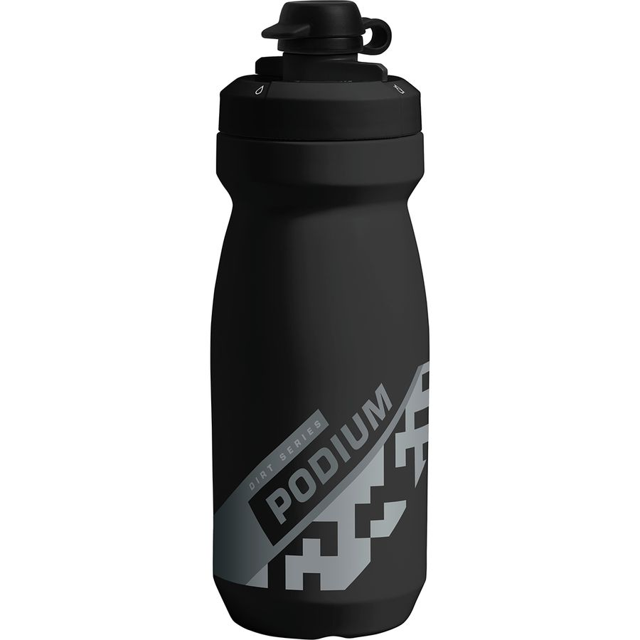 Camelbak Podium Dirt Series Water Bottle 21oz Black