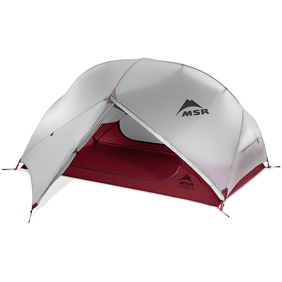 MSR - Hubba Hubba NX Tent 2-Person 3-Season - Red  sc 1 st  Backcountry.com & MSR Hubba Hubba NX Tent: 2-Person 3-Season | Backcountry.com