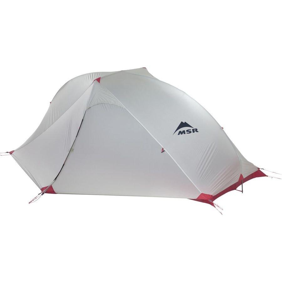 MSR - Carbon Reflex 1 Tent  1-Person 3-Season - Red 264f91c7d6