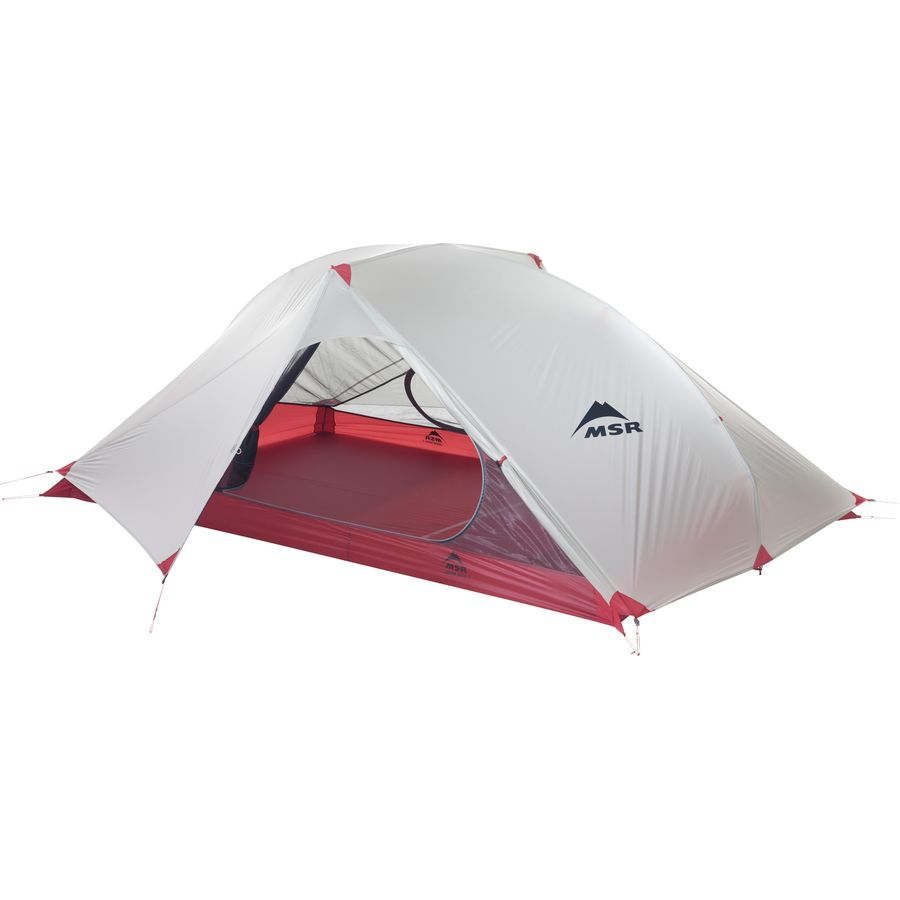 MSR - Carbon Reflex 2 Tent 2-Person 3-Season - Red  sc 1 st  Backcountry.com & MSR Carbon Reflex 2 Tent 2-Person 3-Season | Backcountry.com