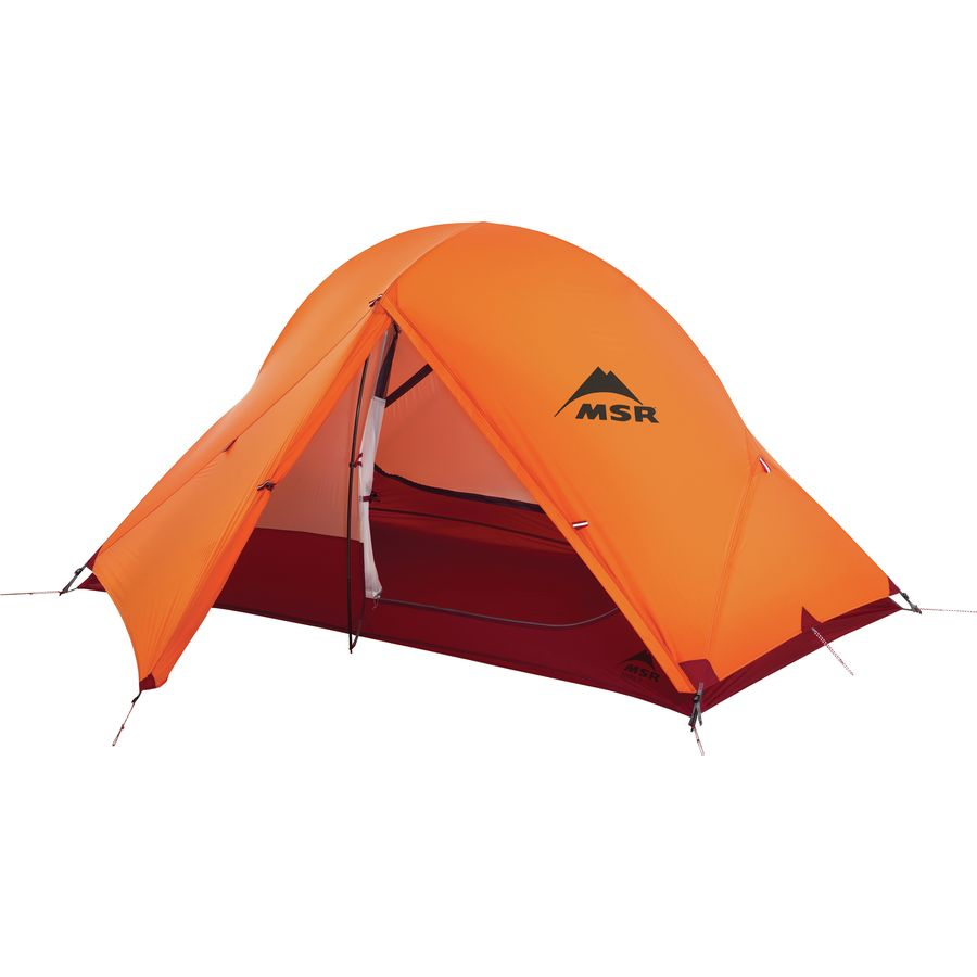 MSR - Access 2 Tent 2-Person 4-Season - Orange  sc 1 st  Backcountry.com & MSR Access 2 Tent: 2-Person 4-Season | Backcountry.com