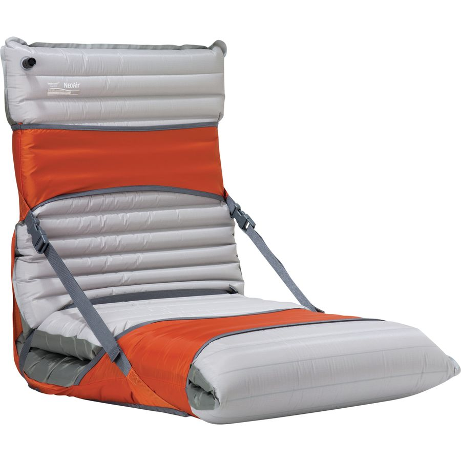 Therm-a-Rest - Trekker Lounge Chair - Tomato
