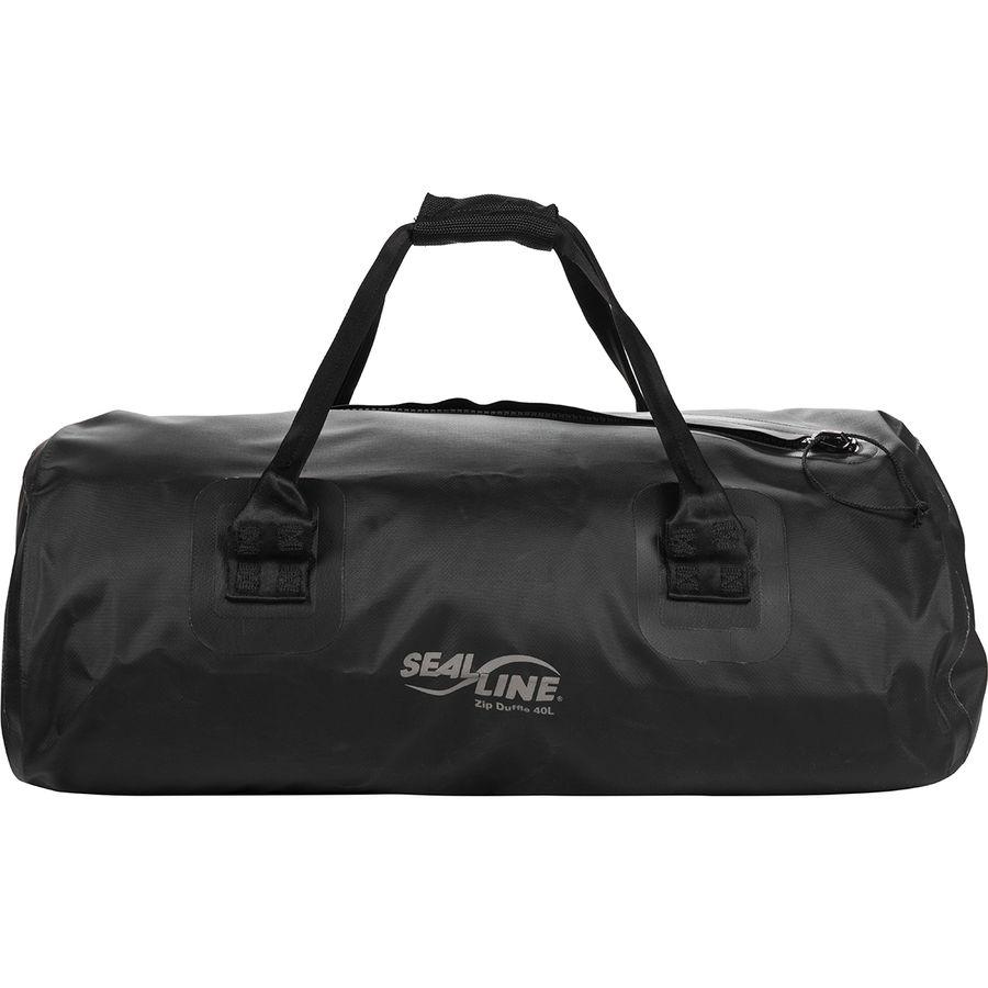 Sealline Zip Dry Duffel Bag Black