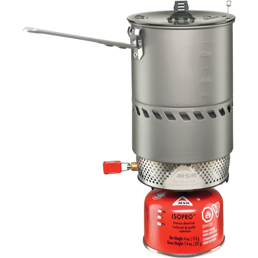 MSR Reactor Camping Stove