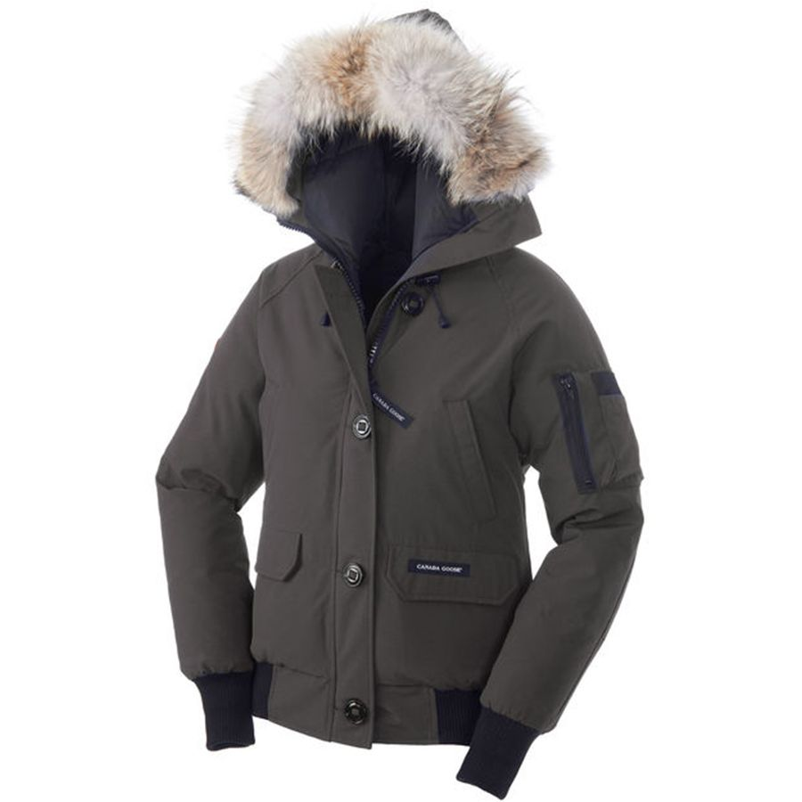 Canadian nature jacket
